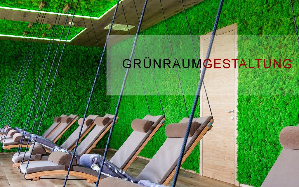 Kategorie - Grünraumgestaltung